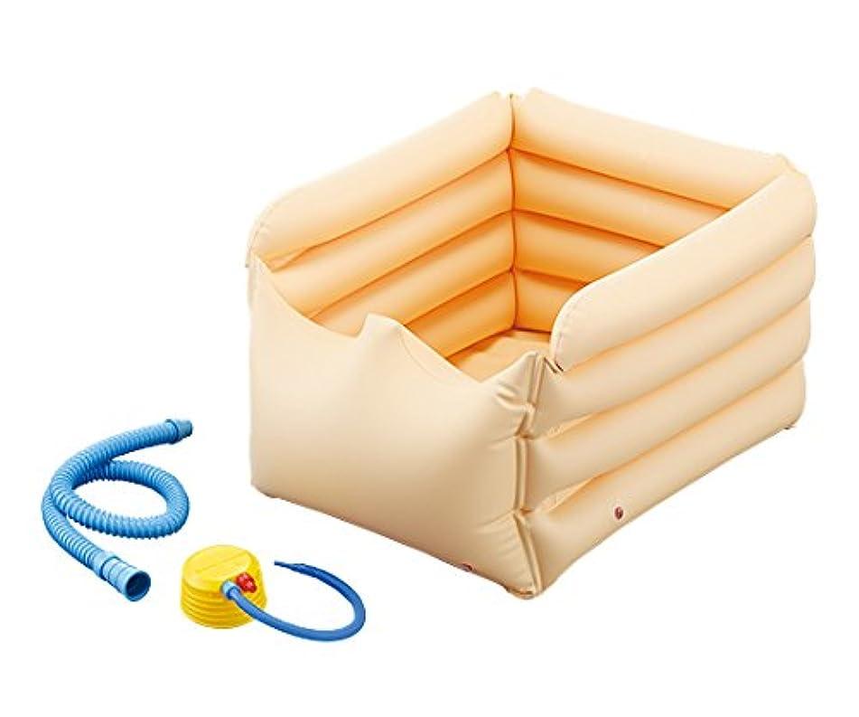 複数ストリームポルトガル語寝たまま足浴器 500×600×500mm /0-7916-11