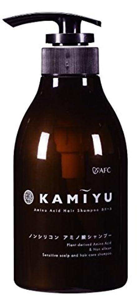 ブロッサム冷蔵庫くるくるAFC(エーエフシー) 髪優(カミーユ) アミノ酸シャンプー 370ml