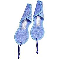 シリカクリン 激取りMAX 靴ドライ 濡れた革靴スニーカーも速攻乾燥
