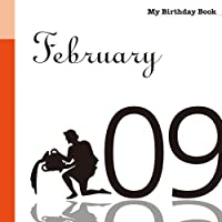 2月9日 My Birthday Book