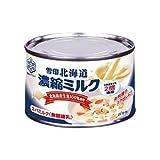 雪印メグミルク 北海道濃縮ミルク エバミルク 無糖練乳 170g×24缶 1ケース YUKIJIRUSHI Evaporated milk