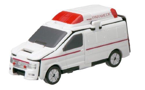 VooV(ブーブ) VS27 日産 エルグランド〜パラメディック高規格救急車
