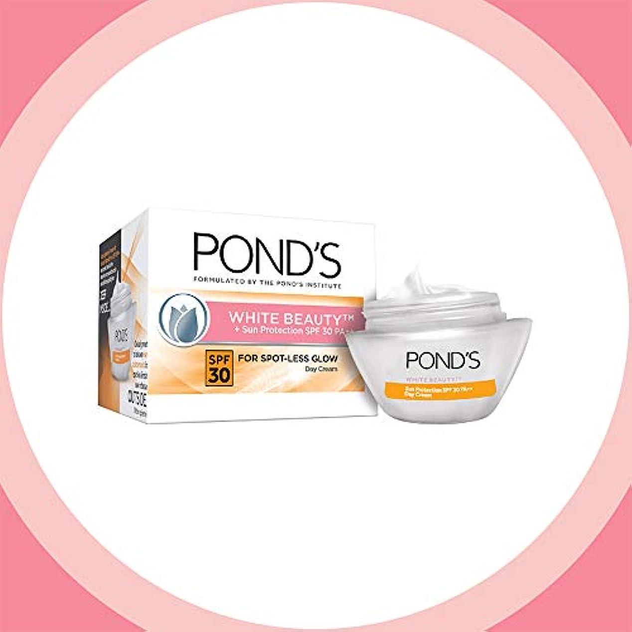 知覚人物余裕があるPOND'S White Beauty Sun Protection SPF 30 Day Cream, 35 gms (並行インポート) India