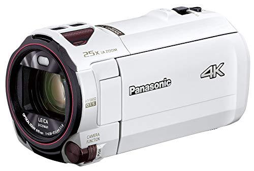 Panasonic 4Kビデオカメラ B07QB6GMHC 1枚目
