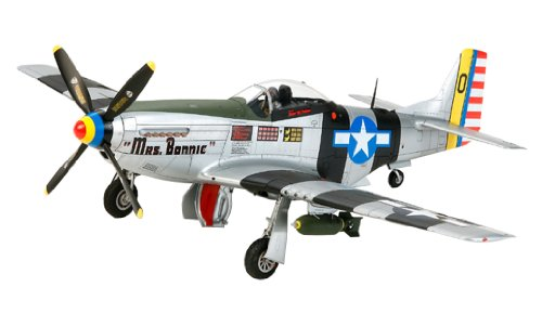 1/32 エアクラフトシリーズ No.23 ノースアメリカン P-51D/K マスタング 太平洋戦線 60323