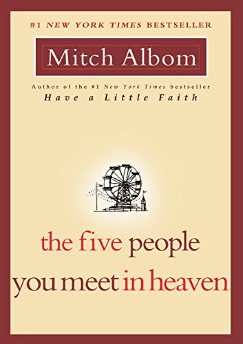 The Five People You Meet in Heaven [ラフカット]の詳細を見る