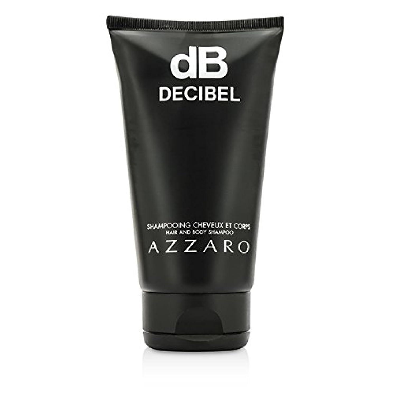 割り当てます降雨味付けロリス アザロ デシベルヘアー&ボディシャンプー 150ml/5oz(箱なし)