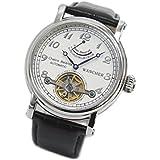 (ワンチャー) WANCHER チャクラ 腕時計 機械式 自動巻き パワーリザーブ 生活防水 WAWT- Chakra5628