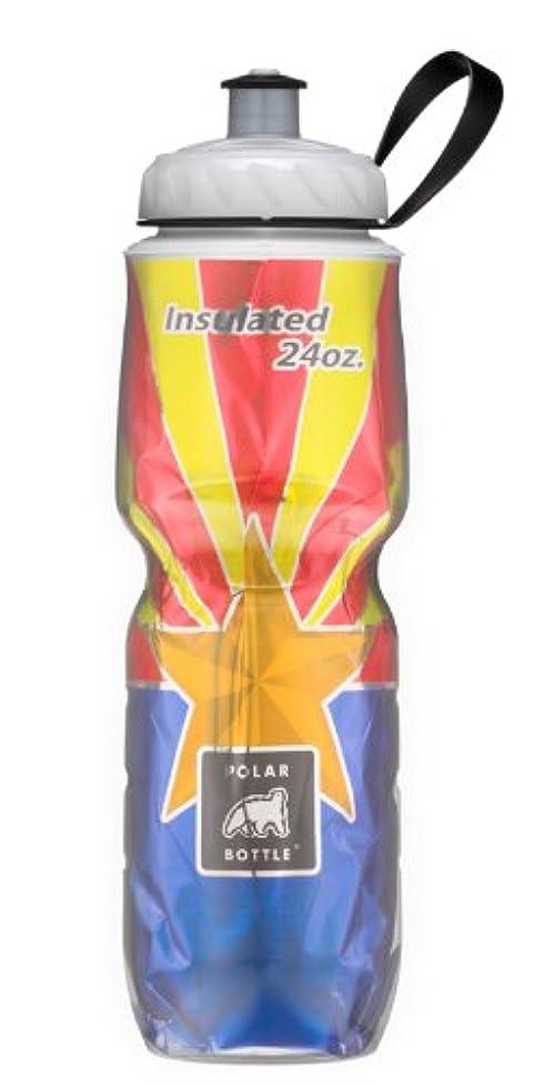 やりがいのあるジャングル毛布Polarボトル24oz Insulated状態フラグ