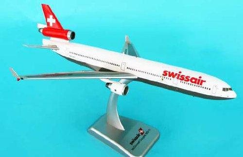 1: 200 ホーガンウィングス Swissair MD-11 with Landing Gear (並行輸入)