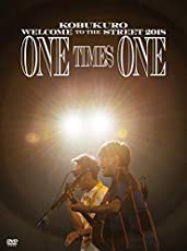 KOBUKURO WELCOME TO THE STREET 2018 ONE TIMES ONE FINAL at 京セラドーム大阪 (初回限定盤) (特典なし) [DVD]