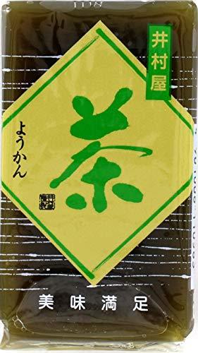 井村屋 ようかん 茶 110g×20