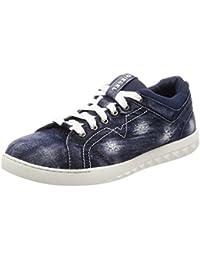 (ディーゼル) DIESEL メンズ スニーカー STUD-V S-STUDDZY LACE - sneakers Y01451P1676
