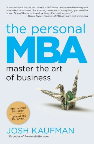 The Personal MBA: Master the Art of Businessの詳細を見る