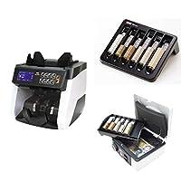 (セット)紙幣計数機 ダイトDN-800V+手提金庫DS+コインカウンターCC-300