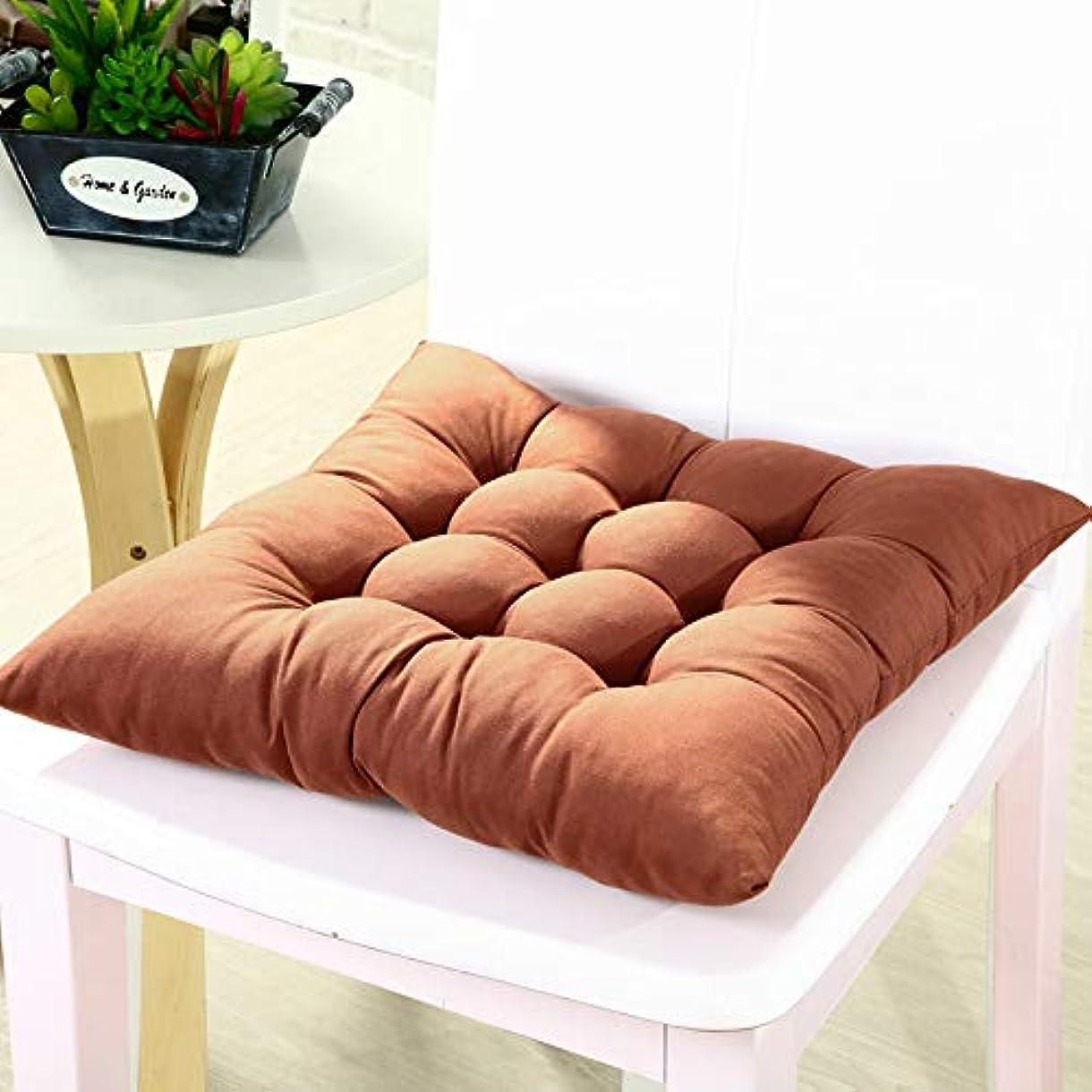 事業空気数学者LIFE 12 色 40 × 40 センチメートルシートクッション真珠綿チェアバックシートのクッションソファ枕臀部快適な椅子クッション家の装飾 クッション 椅子