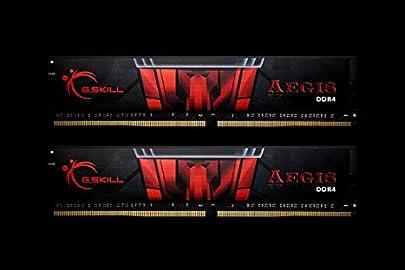 G.Skill AEGIS - DDR4-16 GB: 2 x 8 GB - F4-3000C16D-16GISB