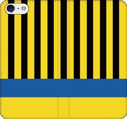 iPhone_Xperia_Galaxy_その他Android選択可:競馬/ジョッキー/ユニフォーム手帳ケース(勝負服_08) iPhone7用