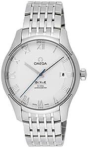 [オメガ]OMEGA 腕時計 デ・ビル シルバー文字盤 コーアクシャル自動巻 431.10.41.21.02.001 メンズ 【並行輸入品】