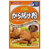 日清フーズ株式会社 日清製粉 から揚げ粉 お肉ソフト 100g ×40個