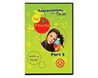 Sal y Pimienta Conversations with Tuc?n Part 2 DVD [並行輸入品]