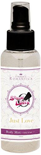 STORM LOVER Fragrance Body Mist タクミ描きおろしイラストカード付き COZY WAVE