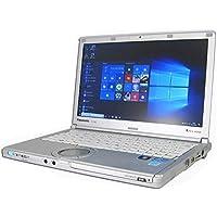 【中古ノート】Panasonic Let's note CF-SX2 ■ 第3世代core i5/メモリ8GB/新品SSD 240GB/DVDスーパーマルチ/Windows10Pro 64bit【Office最新版】