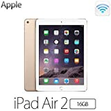 softbank iPad Air 2 Wi-Fi Cellular MH1C2J/A ゴールド(16GB)(iOS)