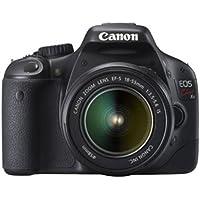 Canon デジタル一眼レフカメラ EOS Kiss X4 EF-S 18-55 IS レンズキット KISSX4-1855ISLK
