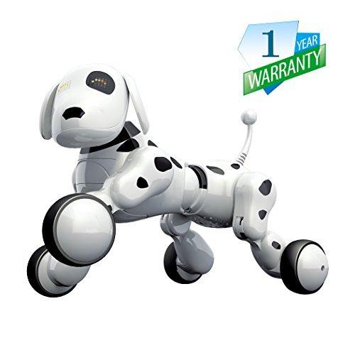 a8f21b1d4fbcc7 子供のおもちゃ 電子ペット ロボット犬のおもちゃ 子供ロボット 親子のおもちゃ 犬 動く おもちゃ 男の子 女の子 おもちゃ 日本語の説明書 6歳  7歳 8歳 9歳 10歳 ...