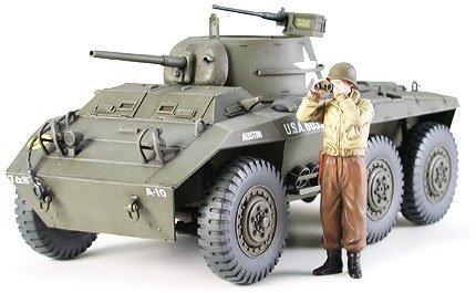 タミヤ 1/35 MM アメリカ軽装甲車 M8 グレイハウンド  35228