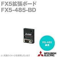 三菱電機(MITSUBISHI) FX5-485-BD FX5拡張ボード (RS-485通信) (最大伝送距離 50m) NN