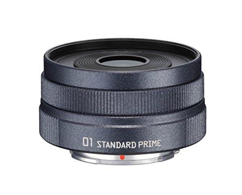 PENTAX 標準単焦点レンズ 01 STANDARD PRIME ガンメタル Qマウント 23277