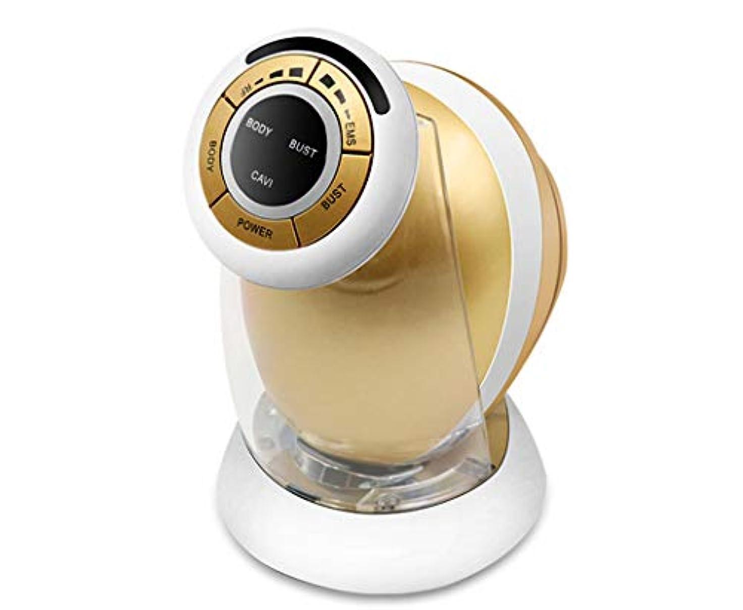 居心地の良いモンク冷淡な体重減少計、携帯型減量装置、ボディマッサージスリミングマシン、セルライト除去用脂肪減量防水+充電式