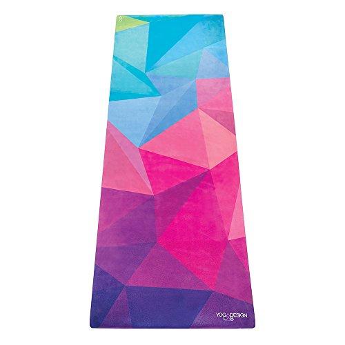 Yoga Design Lab (ヨガデザインラボ) </br>ヨガマット 厚さ1mm トラベルマット 折りたたみ