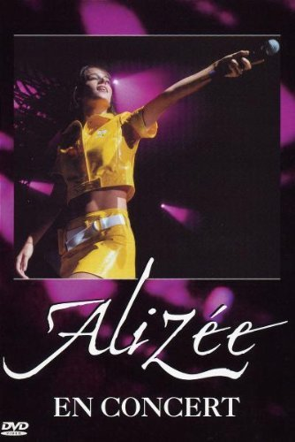 Alizee - in Concert