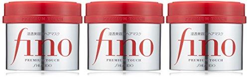 【まとめ買い】フィーノ プレミアムタッチ 浸透美容液ヘアマスク 230g×3個