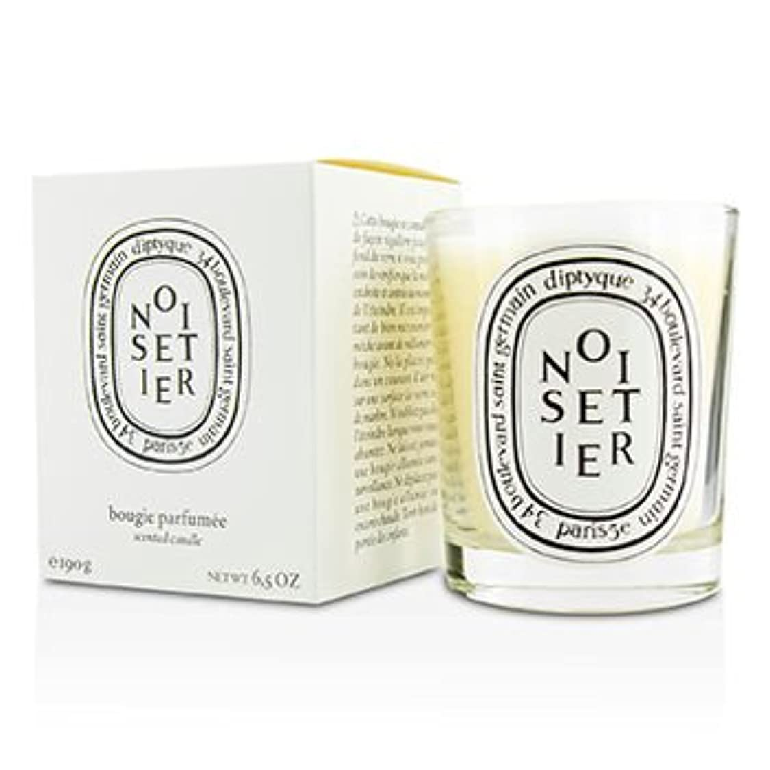 選択ハイキングに行く分散[Diptyque] Scented Candle - Noisetier (Hazelnut Tree) 190g/6.5oz