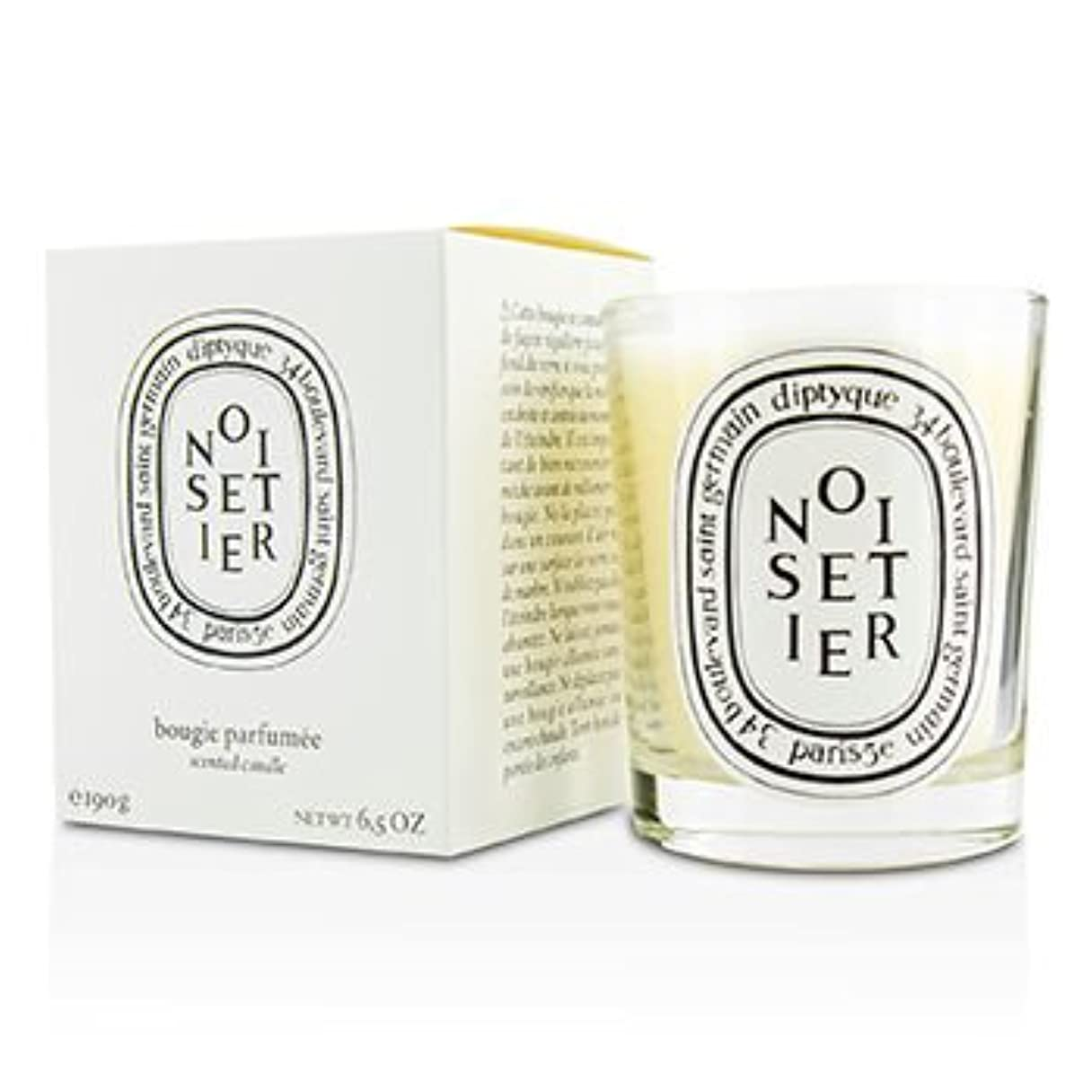 永久邪悪な望ましい[Diptyque] Scented Candle - Noisetier (Hazelnut Tree) 190g/6.5oz