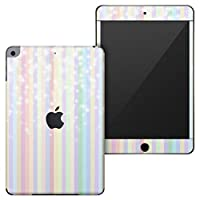 igsticker iPad mini 4 (2015) 5 (2019) 専用 apple アップル アイパッド 第4世代 第5世代 A1538 A1550 A2124 A2126 A2133 全面スキンシール フル 背面 液晶 タブレットケース ステッカー タブレット 保護シール 002421