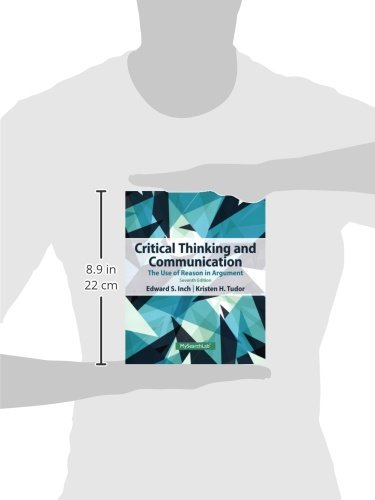critical thinking and communication the use of reason in argument 6th ed Are you sure you want to remove critical thinking and communication from your list critical thinking and communication the use of reason in argument 4th ed.