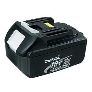 マキタ 18V バッテリー BL1830 1個(メーカー純正・逆輸入品)