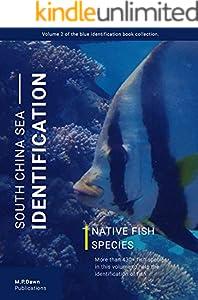 South China Sea, Identification, Native fish species (Blue book fish identification 2) (English Edition)