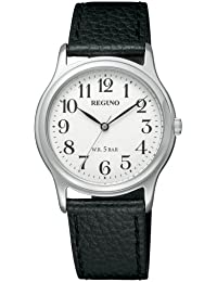 [シチズン]CITIZEN 腕時計 REGUNO レグノ クォーツ ペアモデル RS25-0421B メンズ