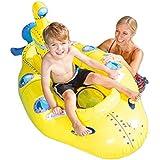 浮き輪 フロートストラップ 水遊 SNSで人気 び用 スイミングリング 水インフレータブルフローティング行おもちゃ夏のポータブルスイミングプールビーチフローティングプールの装飾大人子供カップル 海水浴ボート 泳ぎトレーナー 水遊びに大活躍 ビーチグッズ おもちゃ