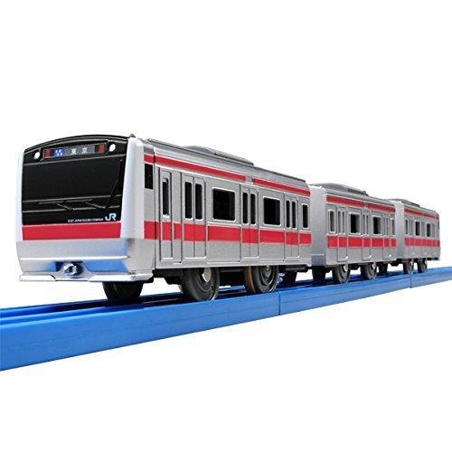 TOMY プラレール限定車両 3両単品 E233系 京葉線 (リニューアル)