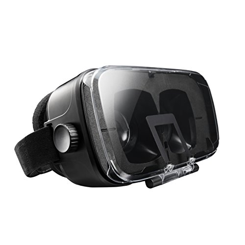 エレコム 3D VR ゴーグル ヘッドマウント用 目幅調節 ピ...