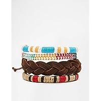 ブレスレット Bracelet Pack With Colour Detail