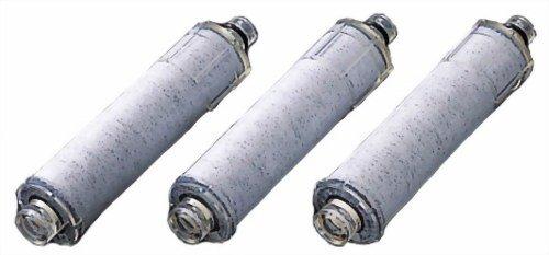 LIXIL(リクシル) INAX オールインワン浄水栓 交換用浄水カートリッジ 3個入り JF-20-T