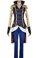 (オーテン) Allten 如月恋 コスプレ 衣装 ツキウタ。 THE ANIMATION cosplay ツキウタ。 Six Gravity コスチューム Gravi 恋 コス 打歌服 (女性用L)